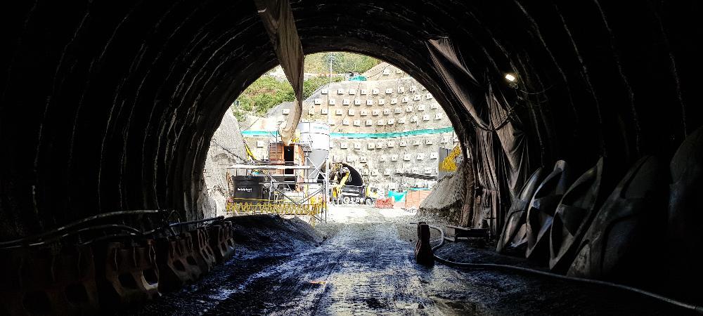 Túnel del Toyo, conexión estratégica para Medellín