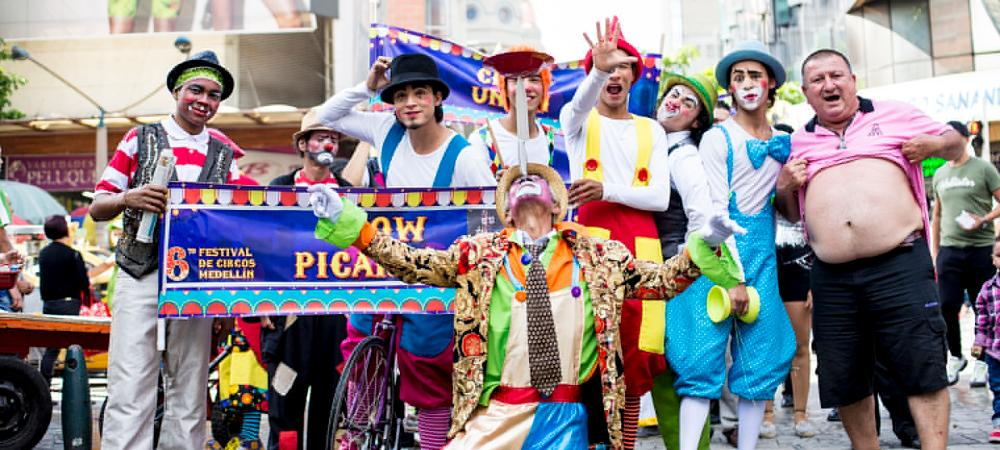 Festival            de Circos