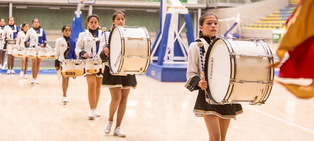 Concurso de Bandas, Medellín Marcha Musical 2018