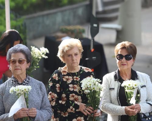 Medellín rindió homenaje en memoria a las víctimas del atentado ocurrido en el Parque Lleras en 2001