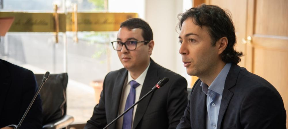Juan David Palacio Cardona fue elegido como nuevo Director del Área Metropolitana