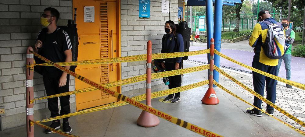Tiro con arco, primer deporte en regresar a prácticas en Medellín