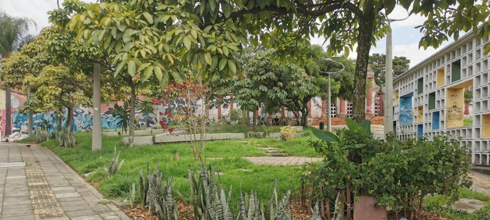 Intervención integral Cementerio San Lorenzo
