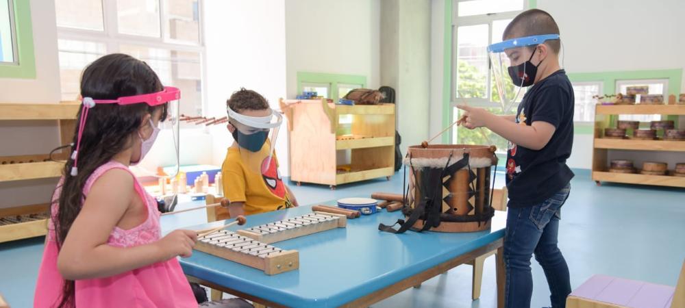 Nuevo jardín infantil incrementará un 60 % la atención a la primera infancia en el barrio El Salado de la comuna 13