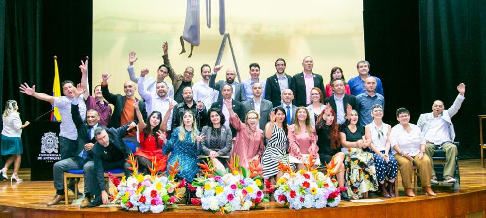 150 artistas obtienen becas para iniciar su  profesionalización en la Universidad de Antioquia
