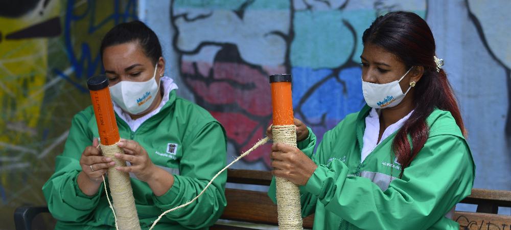 Alcaldía de Medellín ha intervenido 57 sitios a través de convites ambientales