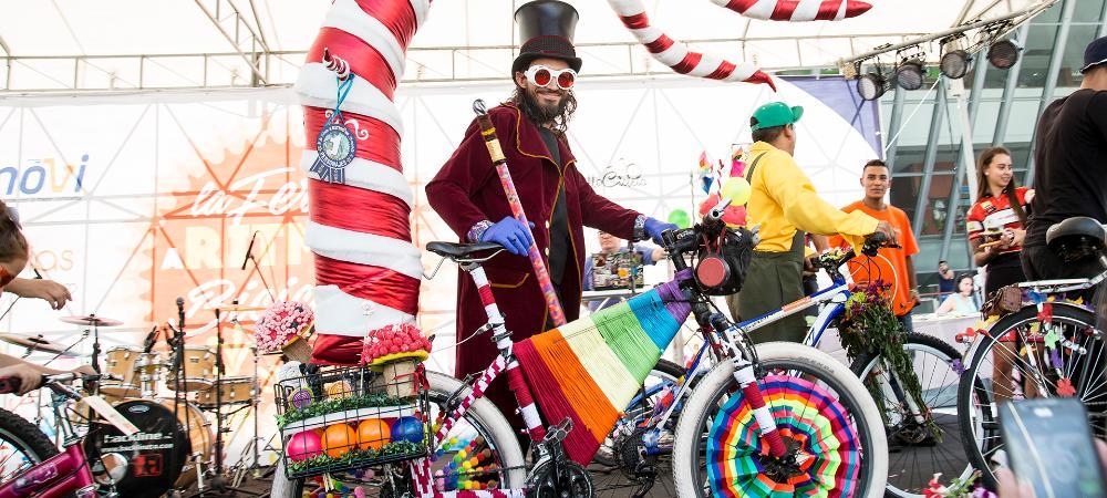 Están abiertas las inscripciones para el concurso de fotografía con el que se celebrará la Feria a Ritmo de Bicicleta