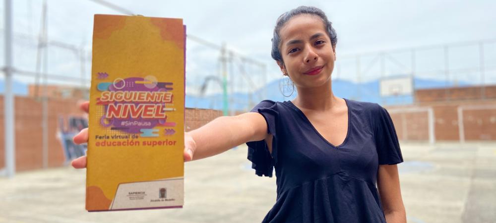 La Alcaldía de Medellín llegó a 28.000 jóvenes con su feria virtual Siguiente Nivel 2020