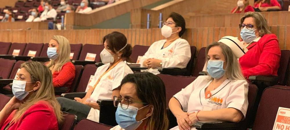 Con actividades de sensibilización, el Hospital General de Medellín se une a la celebración del Día Mundial del Corazón
