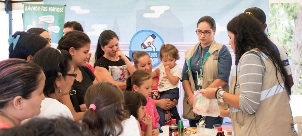 En lo que va del cuatrienio, cerca de 25.000 personas han disfrutado de estrategias encaminadas a mejorar su seguridad alimentaria y nutricional.