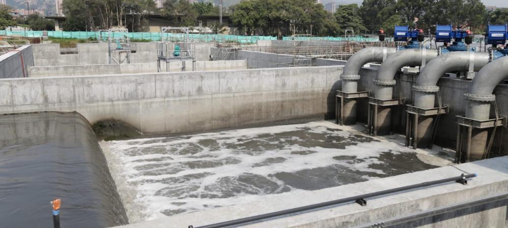 Plantas de aguas residuales