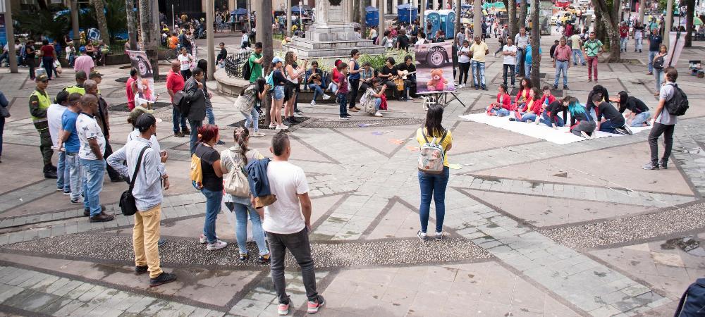 Aumentan las acciones para promover y defender los derechos de los niños en Medellín