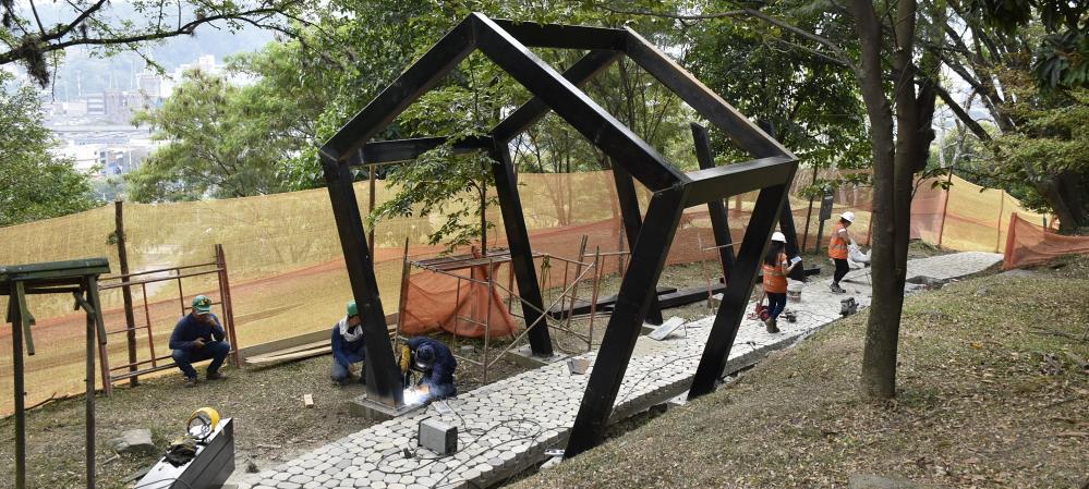 Los nuevos senderos que conducen al Cerro Nutibara