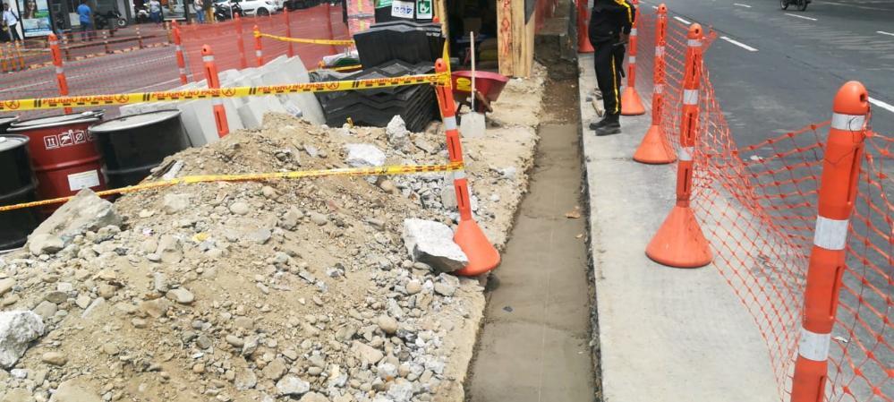 Avanzan las obras en tres nuevos corredores verdes