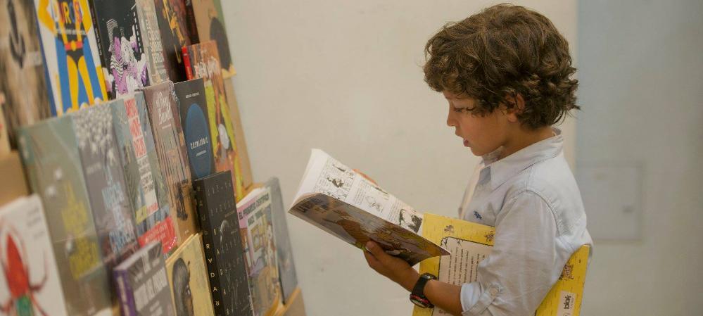 Expediciones hacia el fascinante mundo de los libros