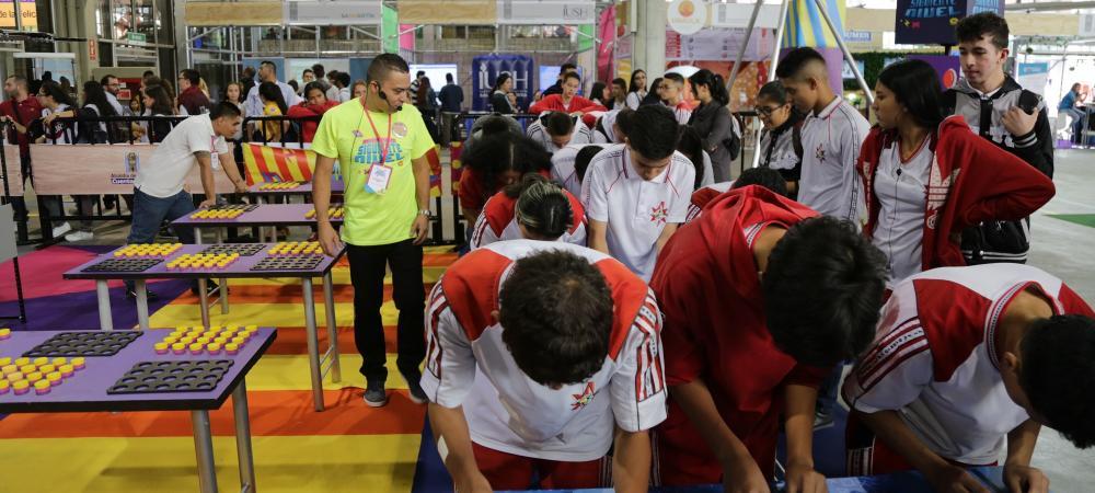 Estudiantes de Medellín van rumbo al siguiente nivel