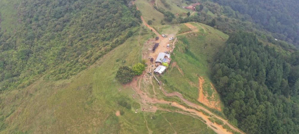 El cerro de las Tres Cruces será parque ambiental