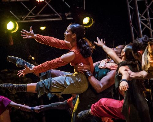 Magia y armonía en Temporada Internacional de Danza