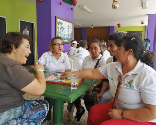 Vejez digna y saludable en Medellín