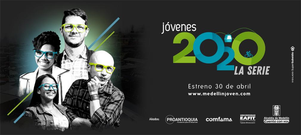 'Jóvenes 2020, La Serie'