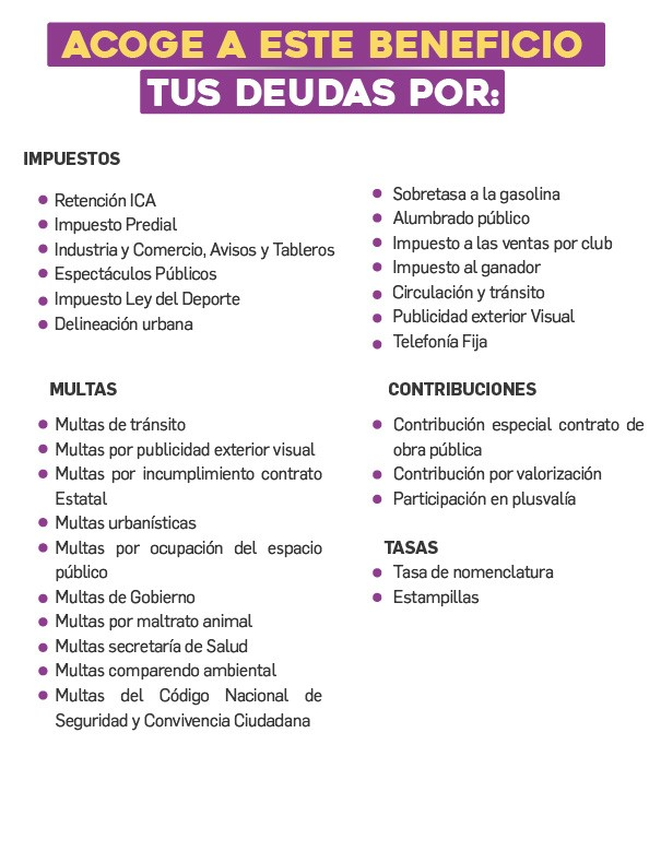 Más de 27.000 personas han acogido sus deudas al beneficio tributario de la Alcaldía de Medellín