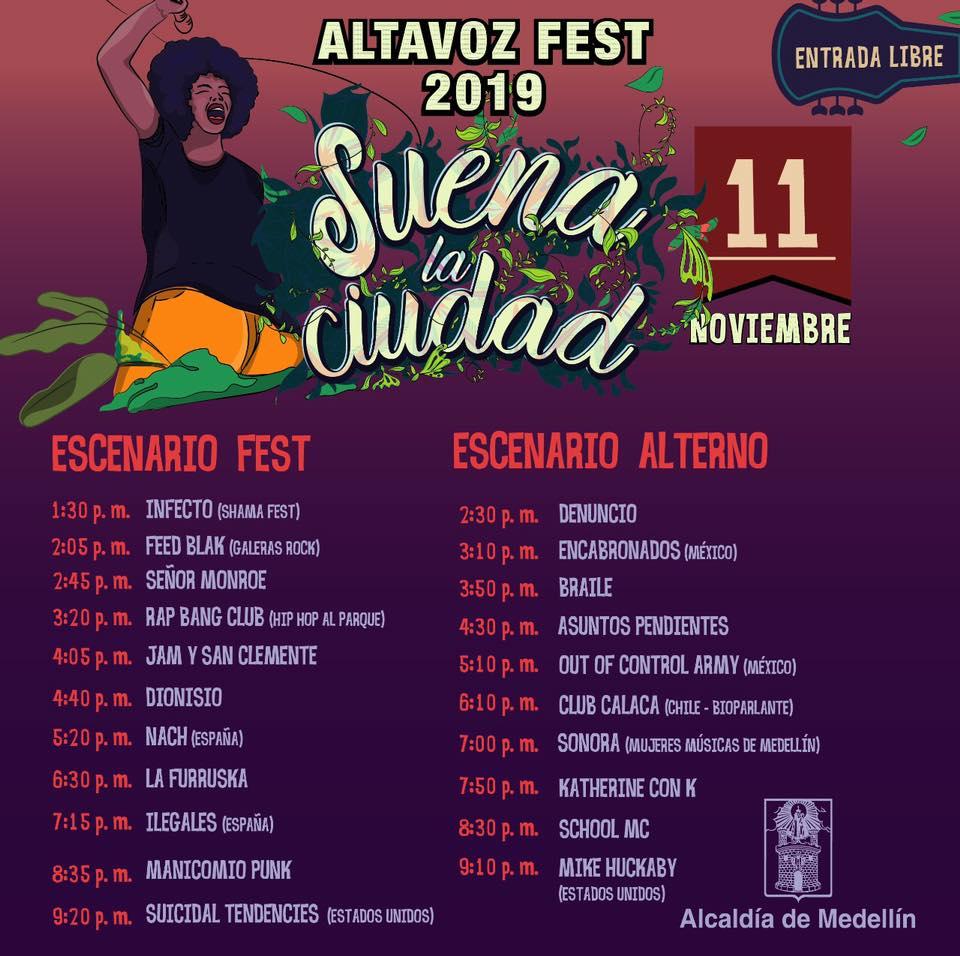 Altavoz Fest