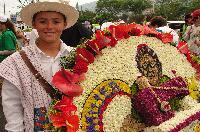 55 Desfile de Silleteros
