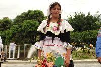 55 Desfile de Silleteros - Primer puesto Silleta Junior - Tatiana Restrepo, 17años - Vereda El Porvenir